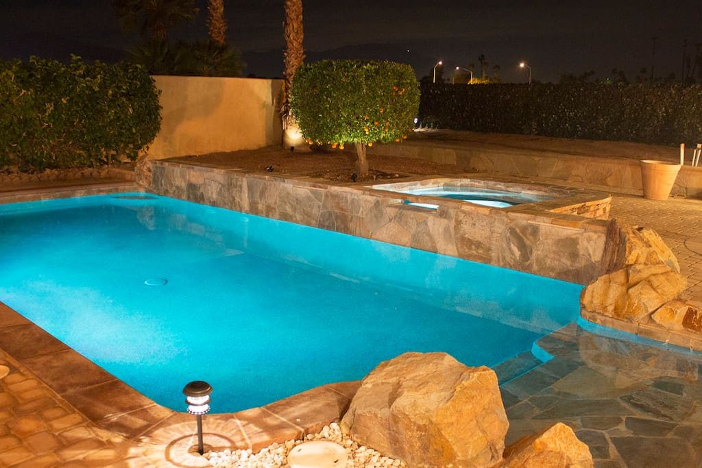 Pool and Spa - Saltwater Pool and Spa