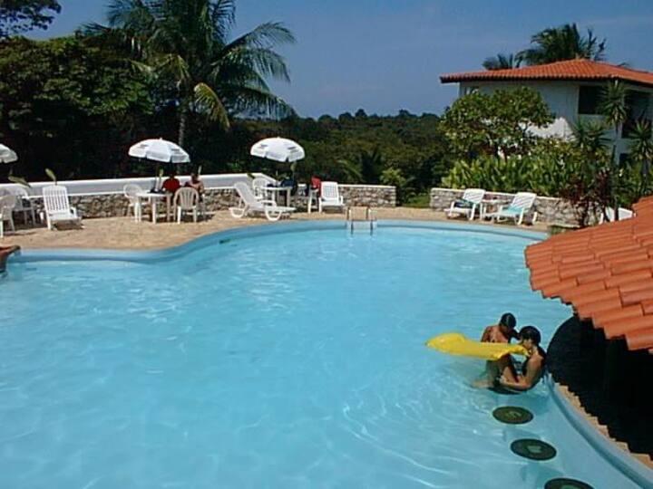 Vila da Mangaba-Suite Sanhaço Azul