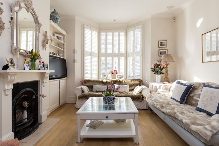 Fantastic 4 bedroom family house on Clapham Common
