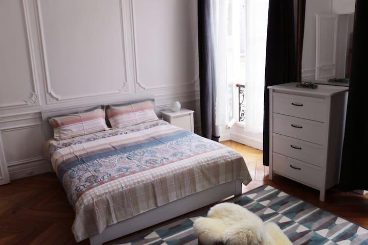 Adorable room@center of Paris - Paris - Apartemen