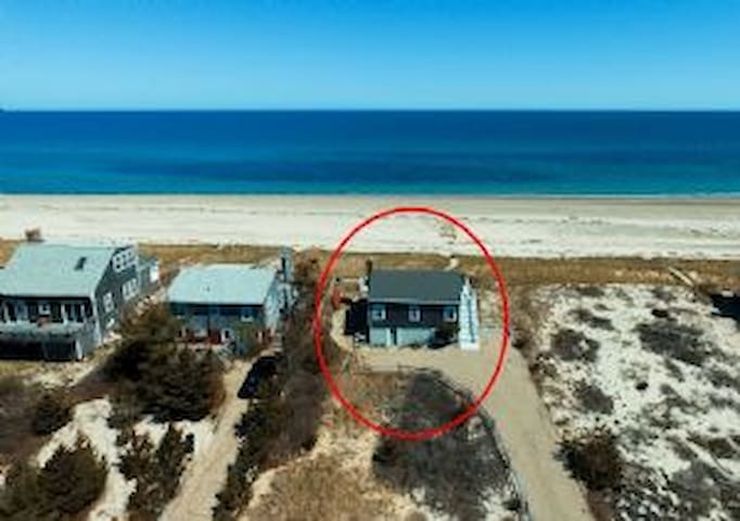 Scenic Private Beach House on Cape Cod Bay - 샌드위치