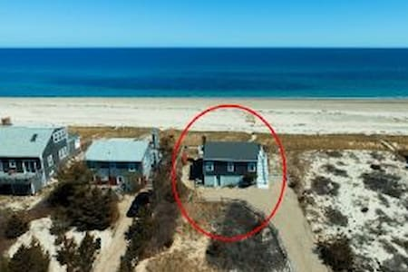 Scenic Private Beach House on Cape Cod Bay - Sandwich - Dům