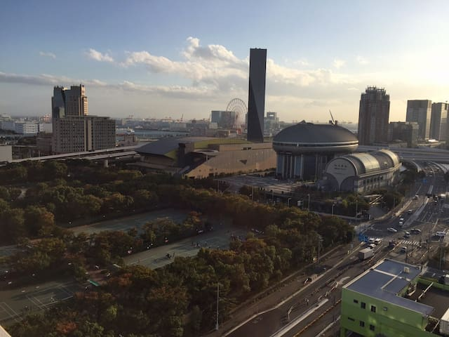 东京湾的海景公寓,邻近著名观光地台场和银座→NEW OPEN ! - Kōtō-ku - Apartament