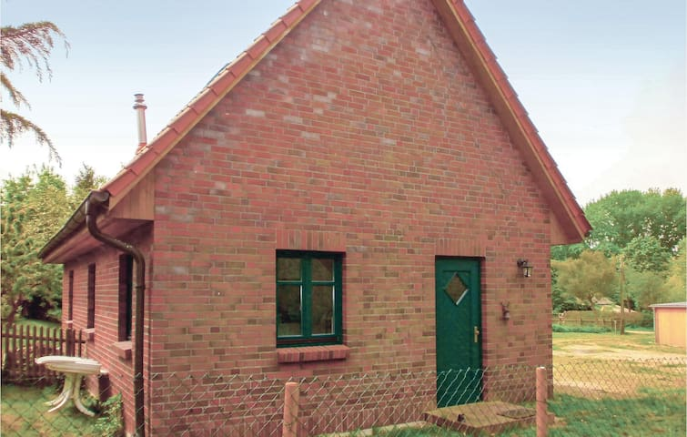 Holiday cottage with 1 bedroom on 50m² in Barth
