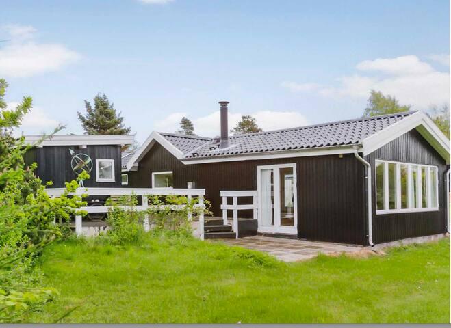 Sommerhus ved Overdråby strand (Landerslev) - Jægerspris - Hus