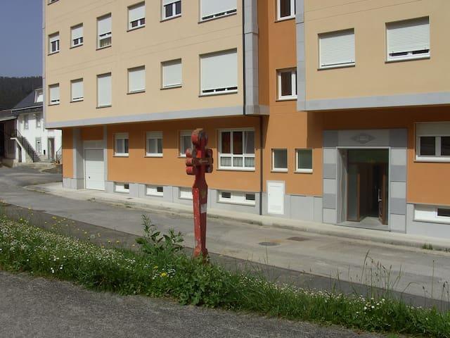 Duplex en Camino de Santiago - Lourenzá - Haus