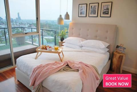 15% OFF Nightly Rate - ST KILDA RD MELBOURNE