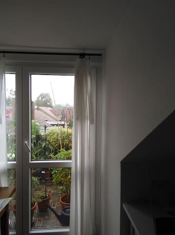 Tolle DG-Wohnung mit Balkon