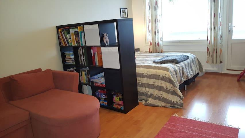Kaksio Jyväskylässä, Vaajakoskella - Jyväskylä - Apartment