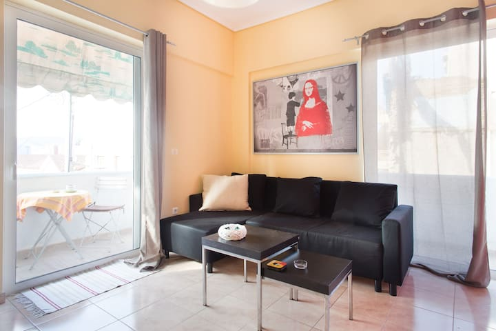 Piraeus Petit Guest House - Pireas - Apartment