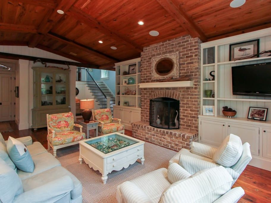 Open Living Room at 6 Spotted Sandpiper