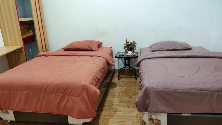 Syariah Room in Sunggal at Camar Guest House