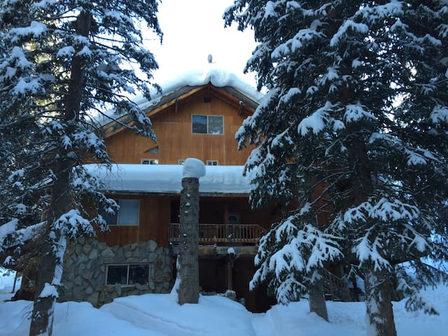 The Gordon Mountain Home - Cottonwood Heights - Chalet