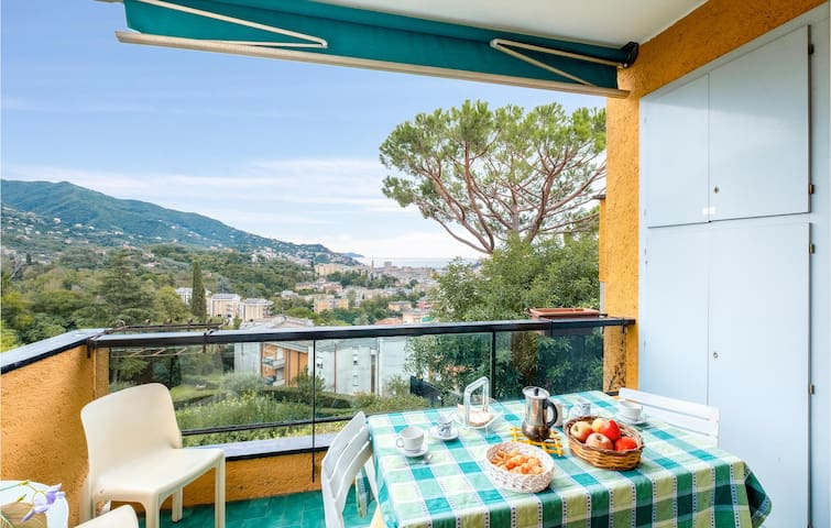 Holiday apartment with 2 bedrooms on 100m² in Rapallo -GE-