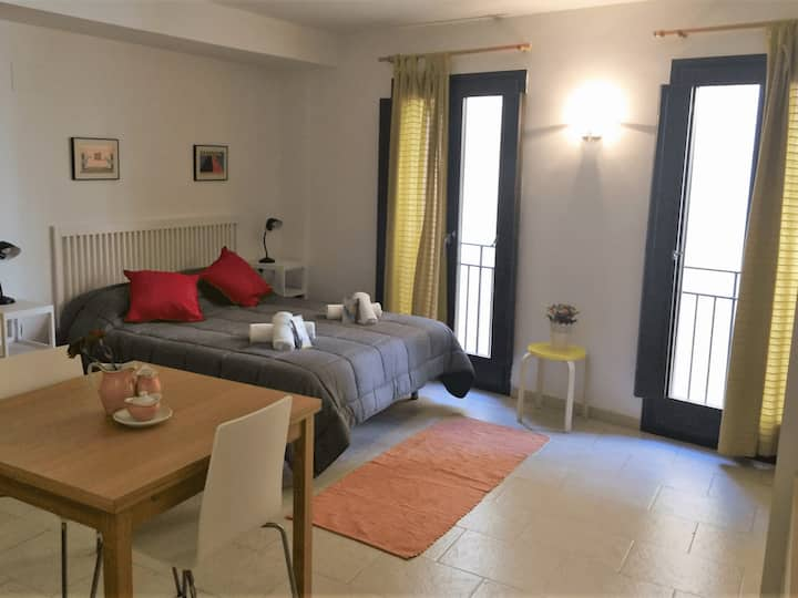 Location loft for tourists | Old Quarter of Girona Spain