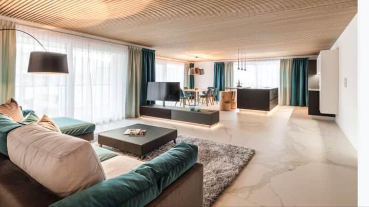 NEW design apartment  (120 m2) Bruneck/Kronplatz