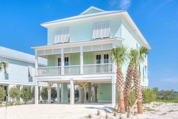 🔥 NEW 6br 4ba waterfront with private pier