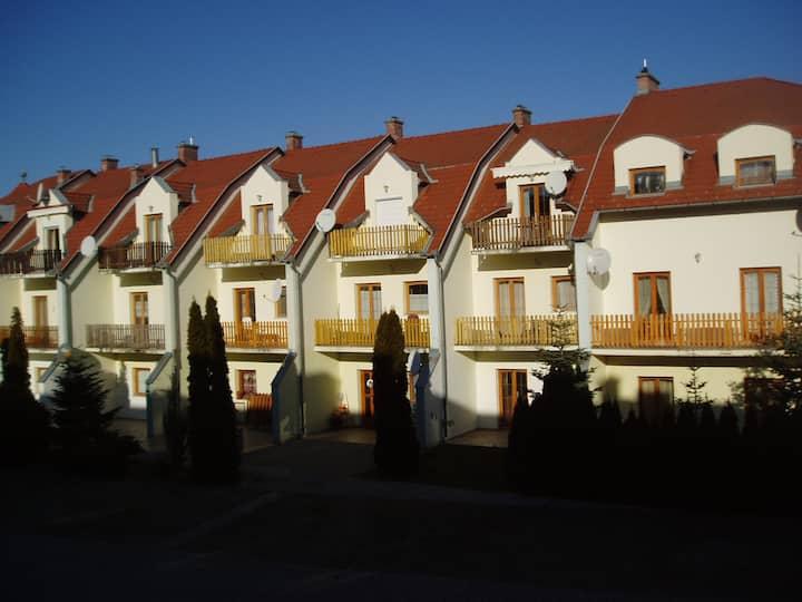 Apartman IRISZ Zalakaros - Reg.szám EG20000180
