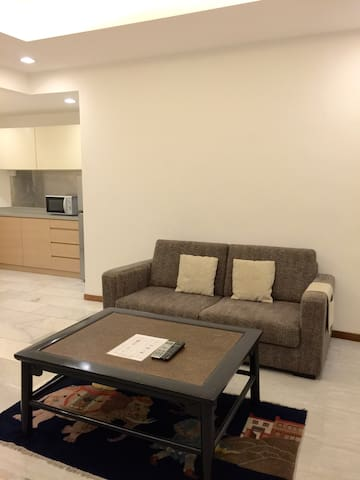 Walk up 1 bedroom @ Sophia Road