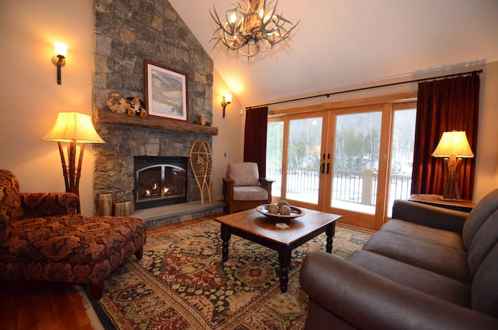 Beautiful Loon Mountain Home