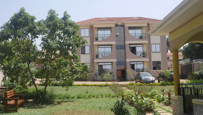 Ntinda View Apartments - Kampala