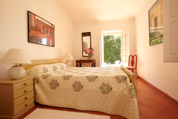 Bedroom 2- Wellesley- Matalva main house