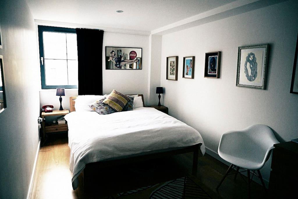 Master Bedroom, comfy bed, quiet