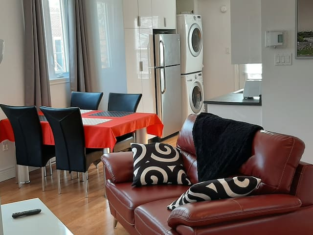 Chic apartment, furnished,  2 bedrooms