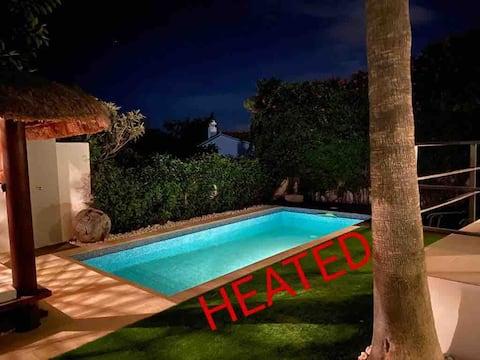 Villa Costabella con piscina privada