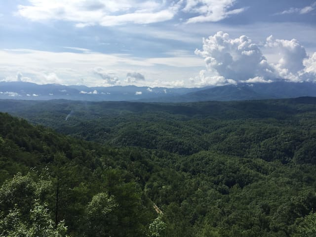 A View from the Top - Unobstructed view - Sevierville - Kulübe