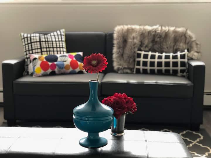 Cozy Inner-City Studio Apartment