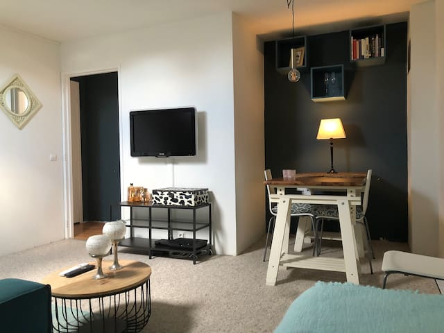 Maastricht - Gezellig privé appartement