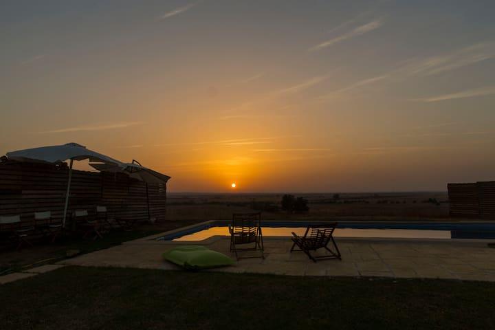 Exclusive estate views & quietness - Evora - Villa