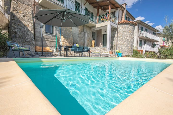 CASA DELLA TORRE - exclusive Pool, BBQ