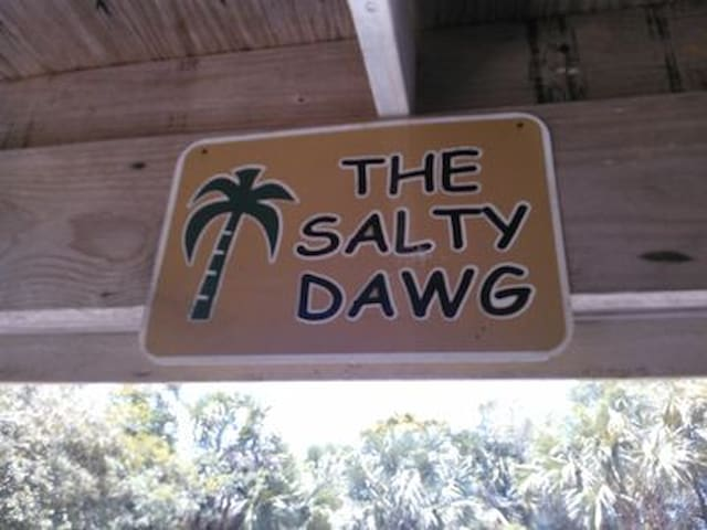 The SaltyDawg beach house...just RELAX & have FUN! - Panama City Beach - Vacation home