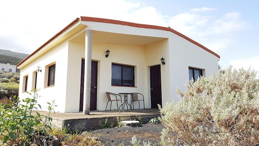 Casa rústica, tranquila y acogedora - Pozo de las Calcosas - บ้าน