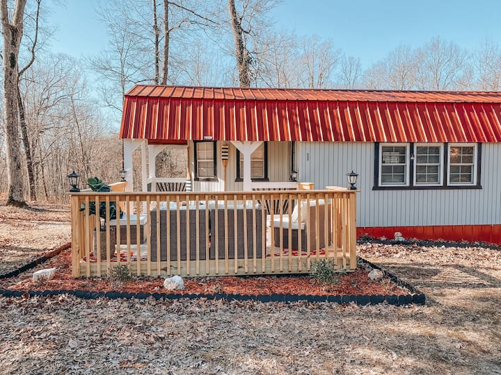 😍 Whistling Acres Villa, 2BR Near KY Lake/TN River