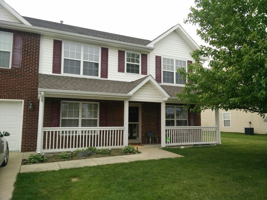 Home Away In A College Town Houses For Rent In West Lafayette Indiana United States