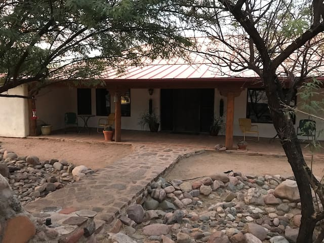 Historic Working Cattle Ranch in Sonoran Desert