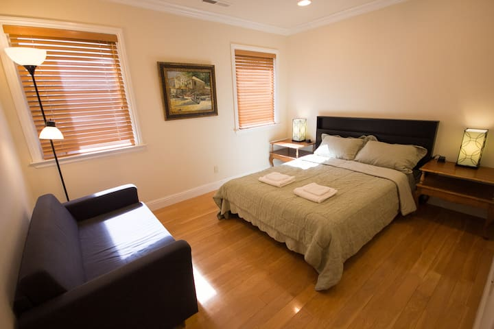 Lovely Suite near SFO - Millbrae - Casa