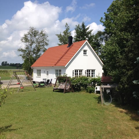 Cottage in Skåne, Sweden