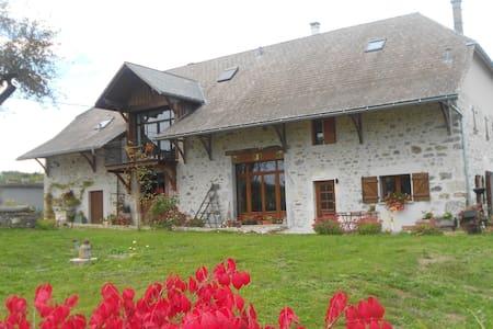 La Grange au bois - Les Ollières