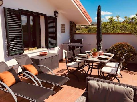 Luxury Beach Panoramic Apartment - Tropea & Pizzo