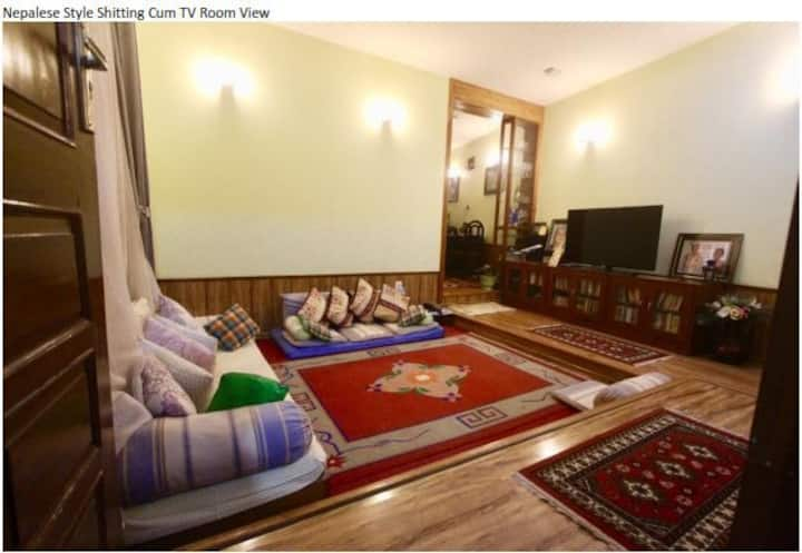 SOFIA'S 2 BHK FULL FURNISHED HOME on Rent.