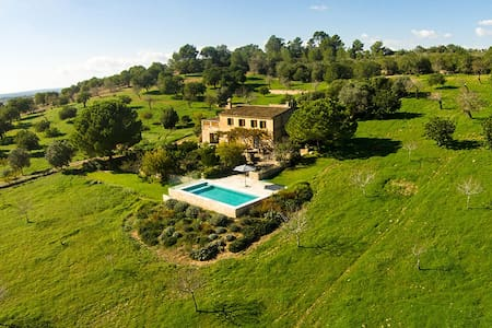 Mediterranean country side house - Manacor - Hus