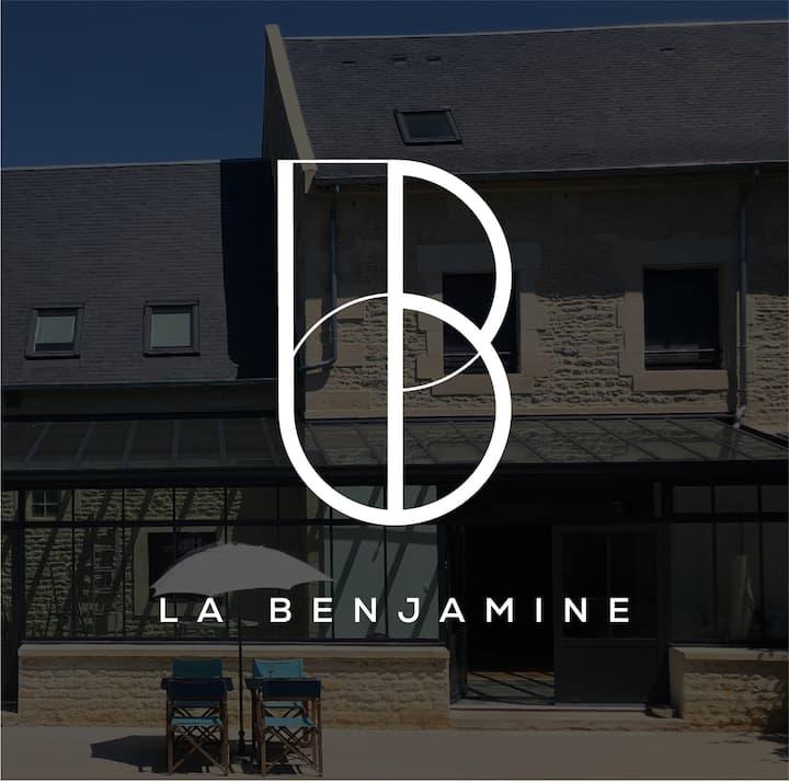 La Benjamine - Maison Normande Design