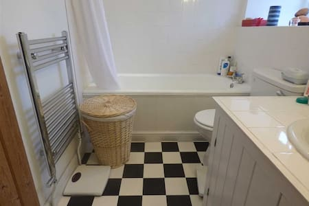 Double room in lovely cottage - Long Buckby - House