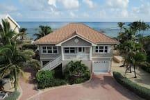 Coco Kai beach front villa