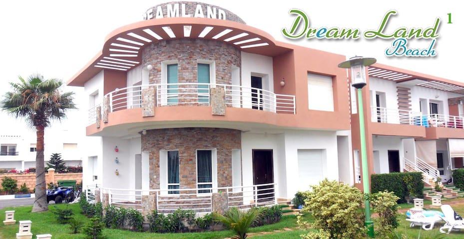 Résidence Balnéaire Dream Land - Sidi Rahal - Daire