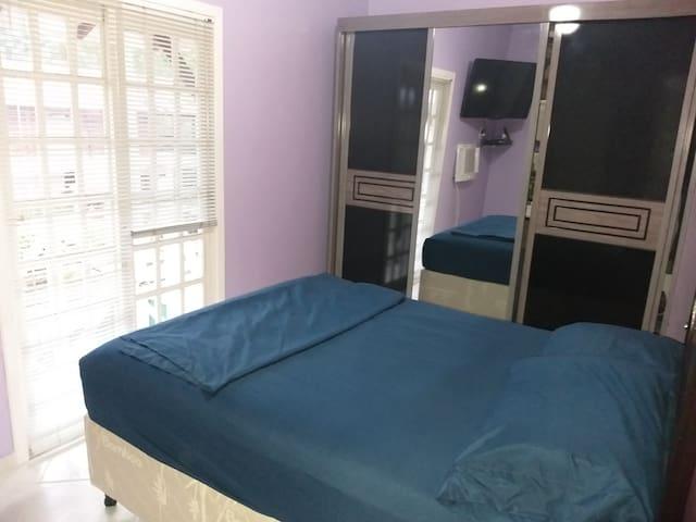Quarto Suite - Casa Verde.